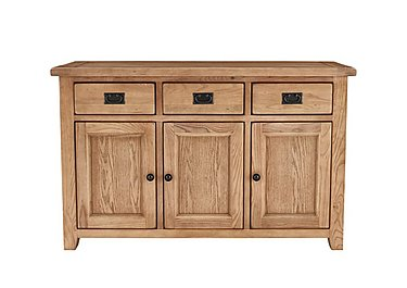 Provence Large Oak Sideboard