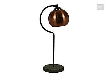 Copper Retro Ball Table Lamp  in {$variationvalue}  on FV