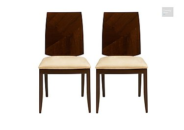 Rossini Pair of Dining Chairs  in {$variationvalue}  on FV