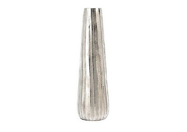 Ripples Cylindrical Large Nickel Vase in  on FV