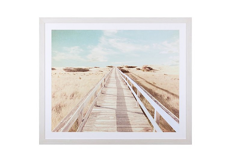 Run Away Framed Picture in  on FV