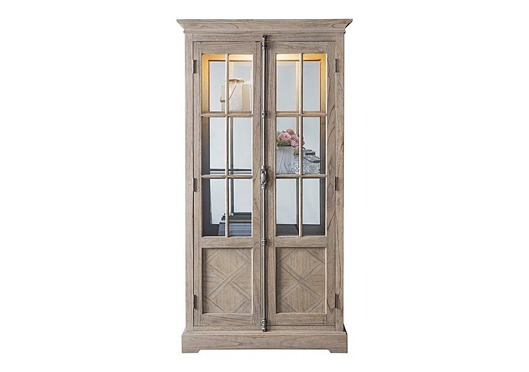 Riviera Display Cabinet in  on Furniture Village