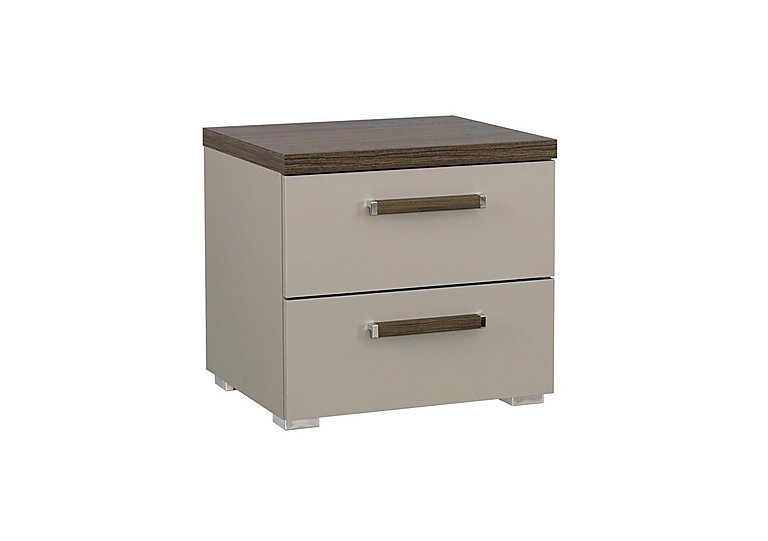Rauch Seta 2 Drawer Bedside Table in  on FV
