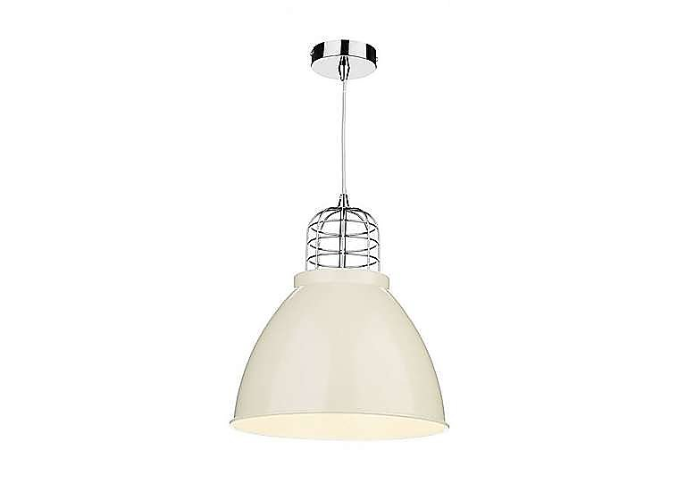Seymour 1 Light Ceiling Pendant in  on FV