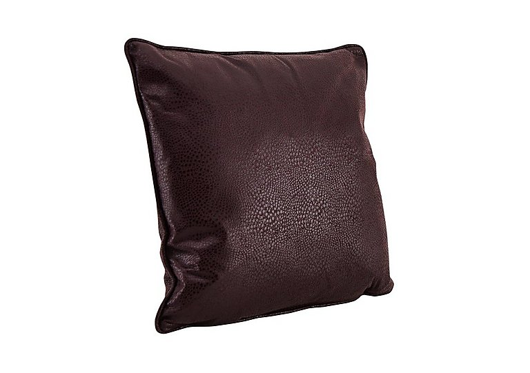 Smoothie Aubergine Cushion