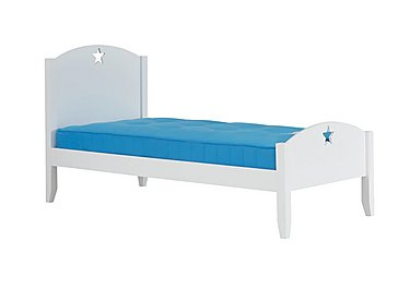 Supernova Single Bed Frame in  on Furniture Village