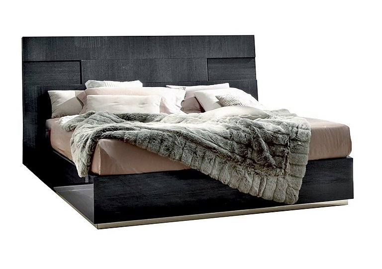St moritz king size bed frame furniture village for Furniture village beds