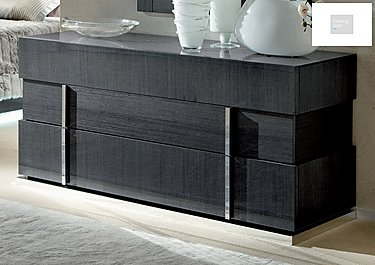 St Moritz 3 Drawer Dresser  in {$variationvalue}  on FV