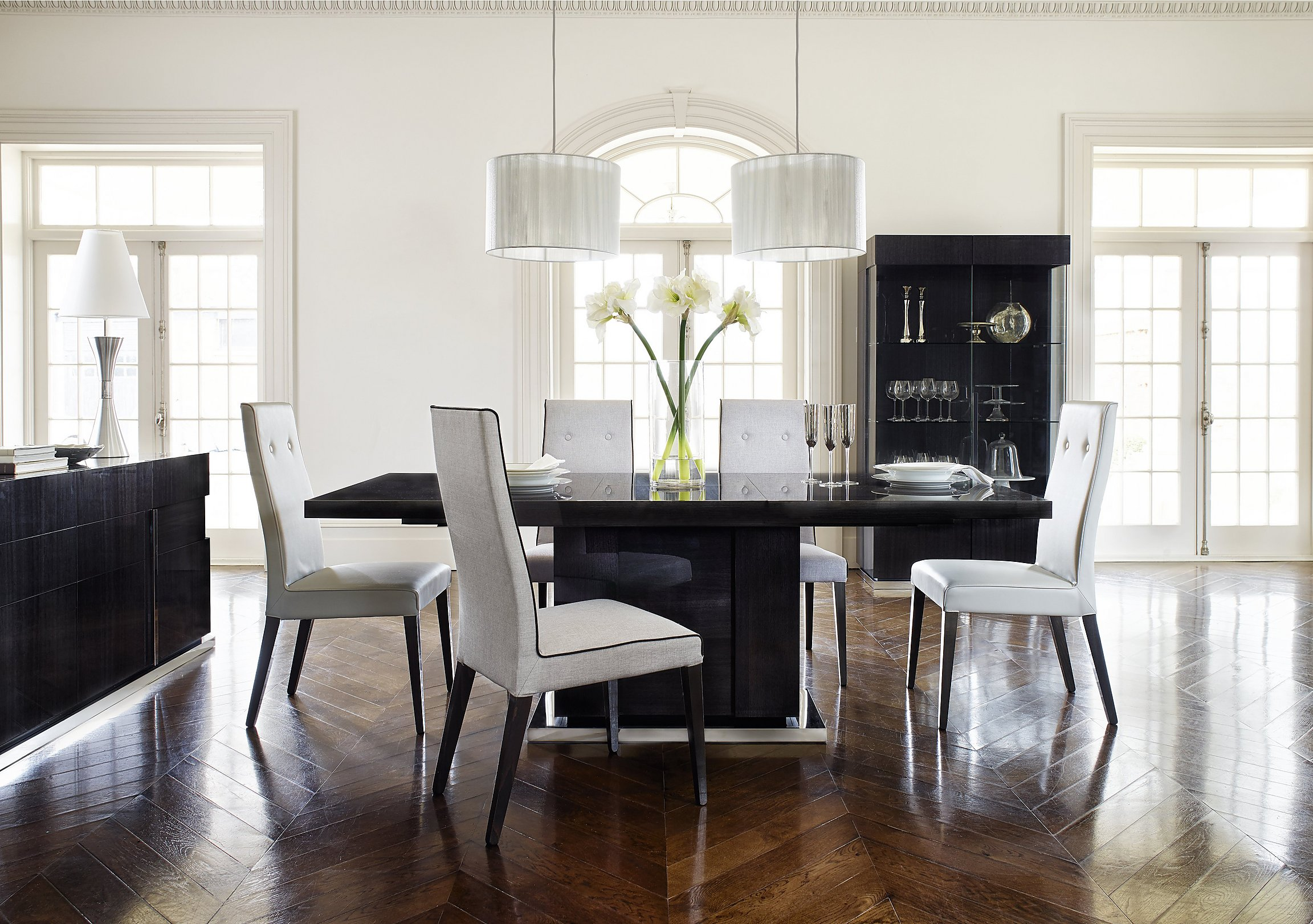 Extendable Dining Table Furniture Village. extending dining tables ...