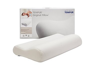 Tempur Ergonomic Medium Pillow in  on FV