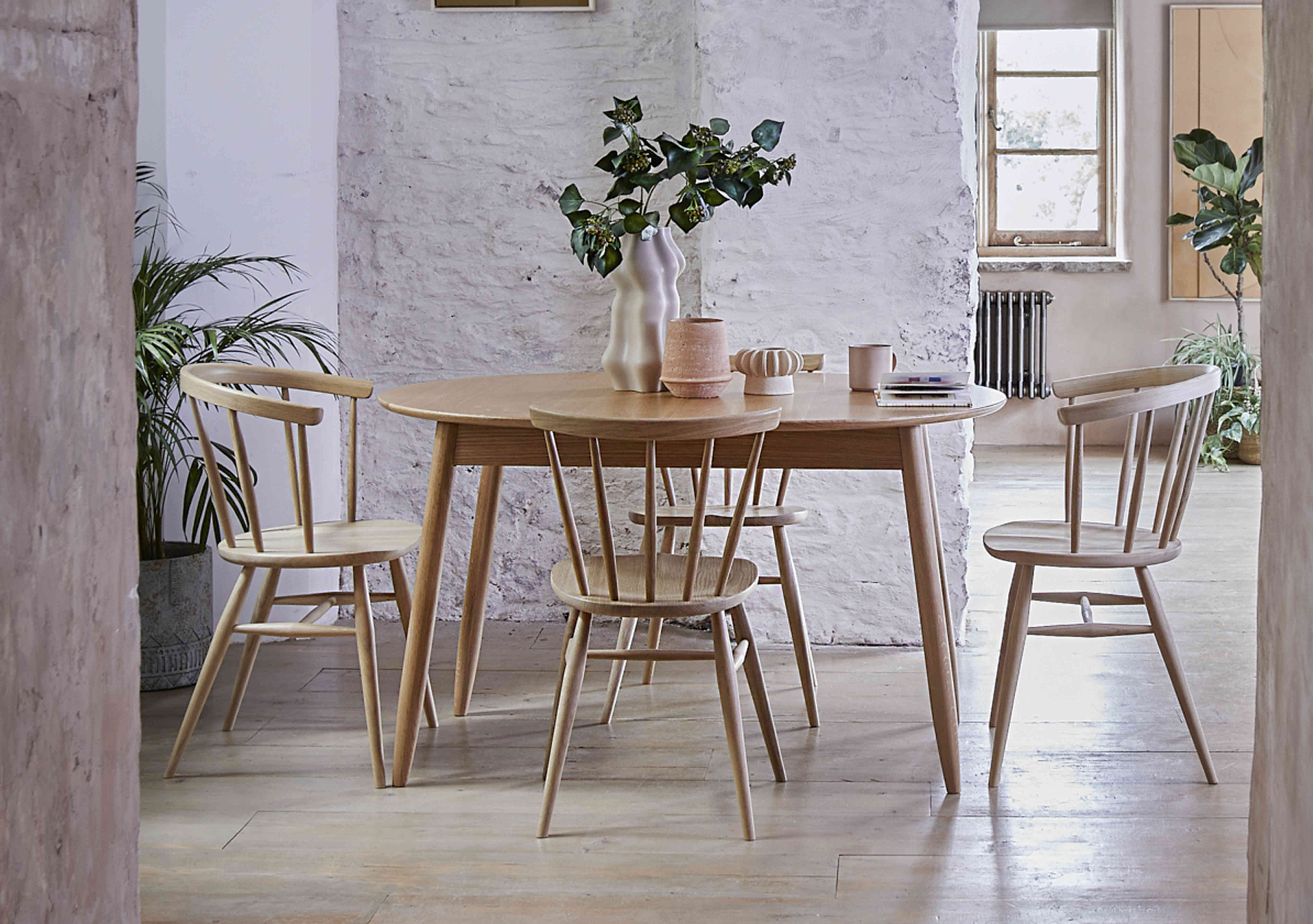 Furniture Village Dining Tables teramo small extending dining table - ercol - furniture village