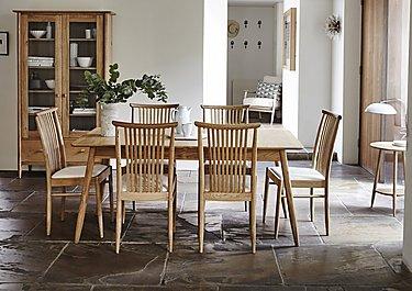 Teramo Medium Extending Dining Table in  on FV