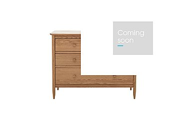 Teramo 5 Drawer Wide Chest in  on FV