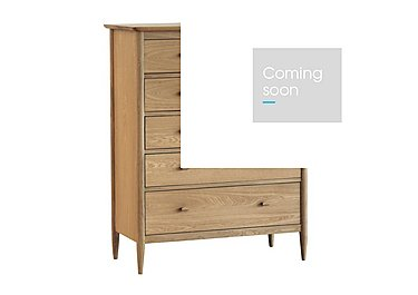 Teramo 7 Drawer Tall Chest in  on FV