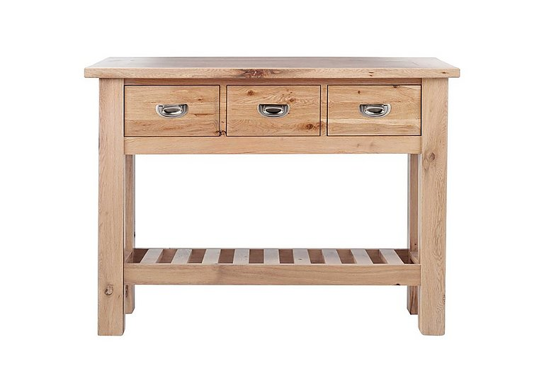 Tuscan Hills Console Table