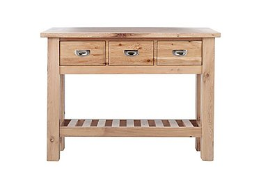 Tuscan Hills Console Table in  on FV