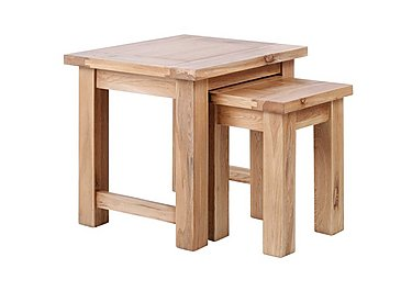 Tuscan Hills Nest of Tables