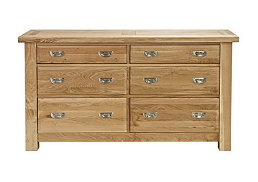 Tuscan Hills 6 Drawer Chest in  on FV
