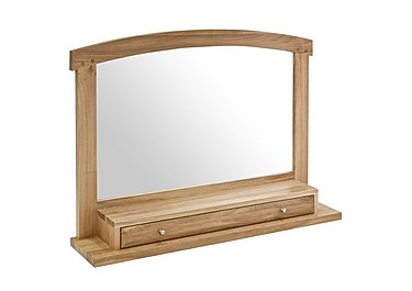 Tuscan Hills Gallery Mirror in  on FV