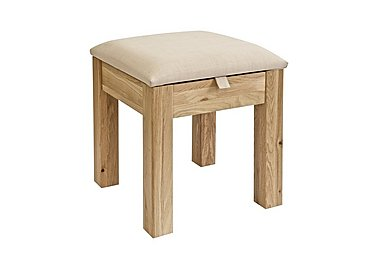 Tuscan Hills Bedroom Stool in  on FV