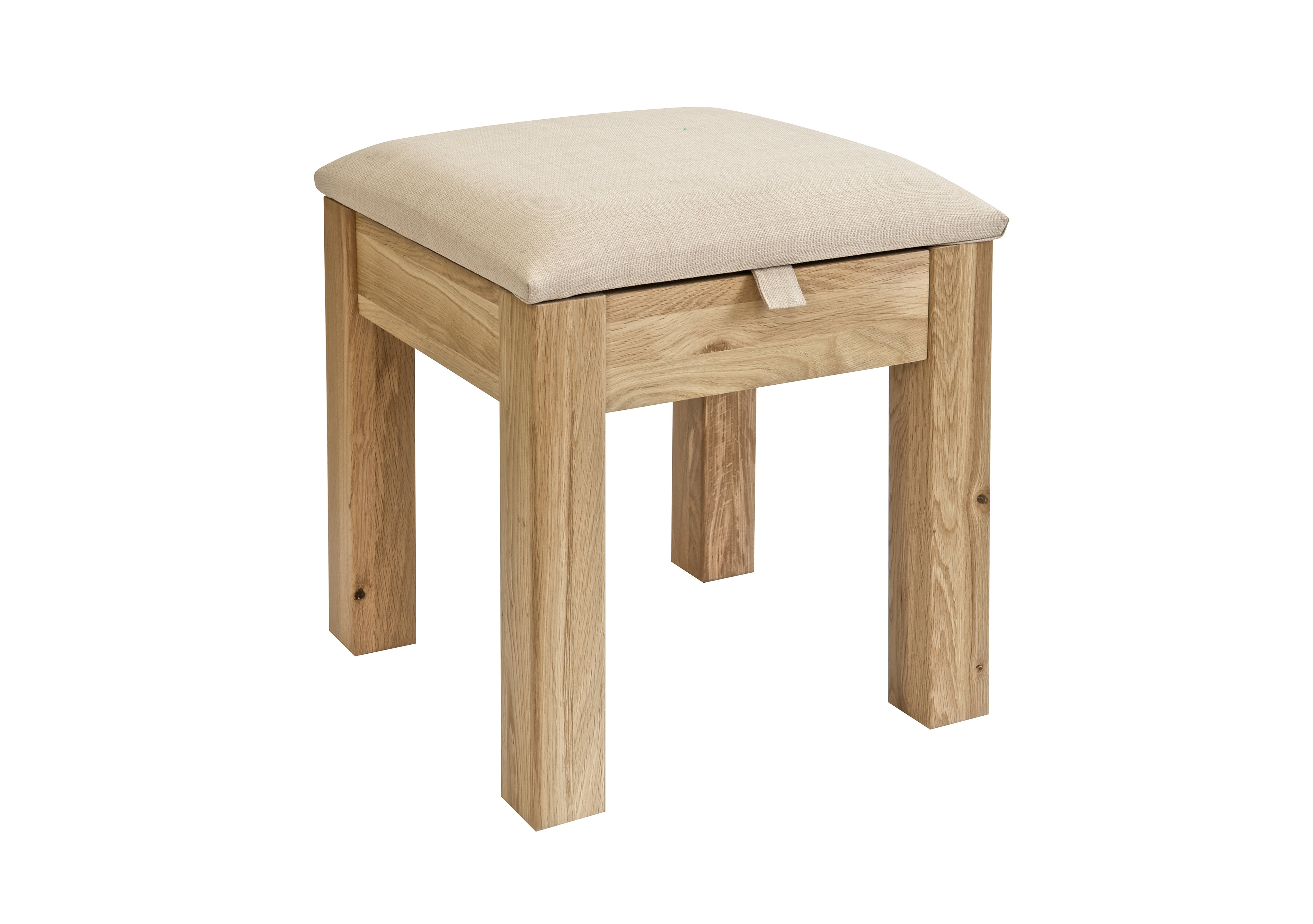 Tuscan Hills Bedroom Storage Stool Willis and Gambier