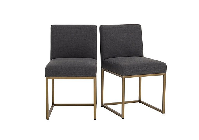 Vogue Pair of Dining Chairs in  on Furniture Village