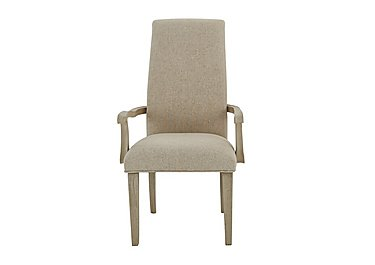 Vermont Upholstered Carver Dining Chair in  on FV