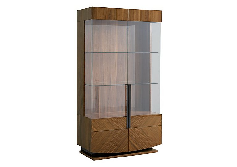 Verona 2 Door Curio Cabinet in  on FV