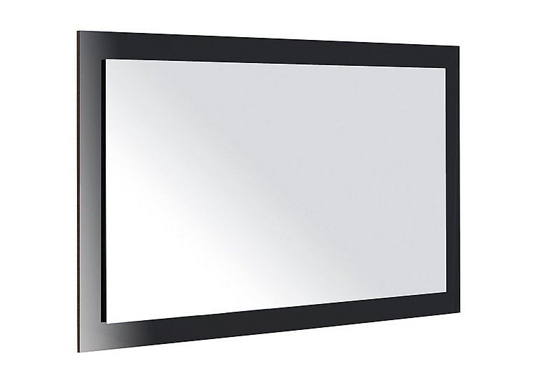 Image of Verona Large Wooden Mirror