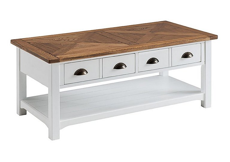 Parquet Coffee Table - Only One Left!