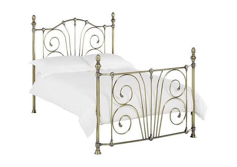 Rebecca King Size Bed Frame - Only One Left!