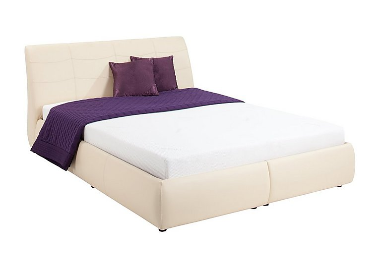 Pasifae Bed Frame in Ivory 1129 on FV