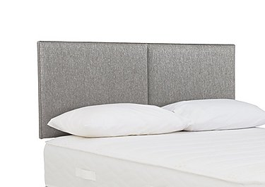 Cirrus Headboard in 7241 Mist on Furniture Village