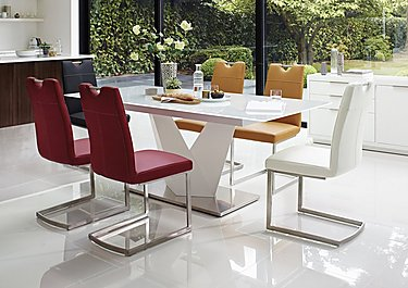 Panama Extending Dining Table in  on Furniture Village