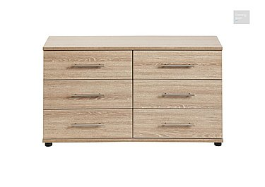 Amari 6 Drawer Chest  in {$variationvalue}  on FV