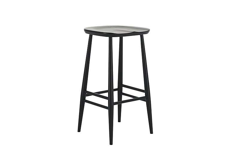 Originals Tall Bar Stool in Black   Bk on FV