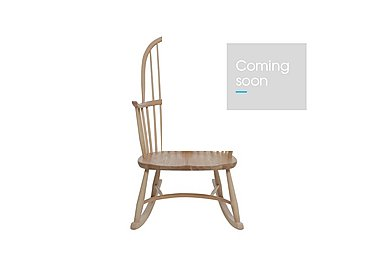 Originals Chairmakers Rocking Chair in Clear Matt Cm on FV