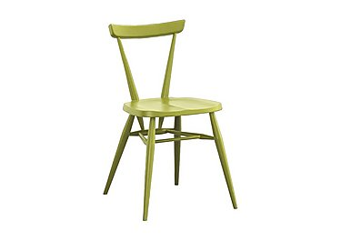 Originals Stacking Chair in Chartreuse on FV