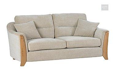 Ravenna 3 Seater Fabric Sofa  in {$variationvalue}  on FV