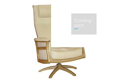 Gina Recliner Chair in Clear Matt (Cm) on FV