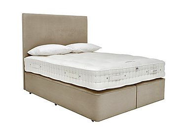 Boutique 2000 Pocket Sprung Divan Set in Sapora Camel 1360 on FV
