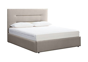 Options Bedstead & 22cm Original Mattress with Profile Headboard