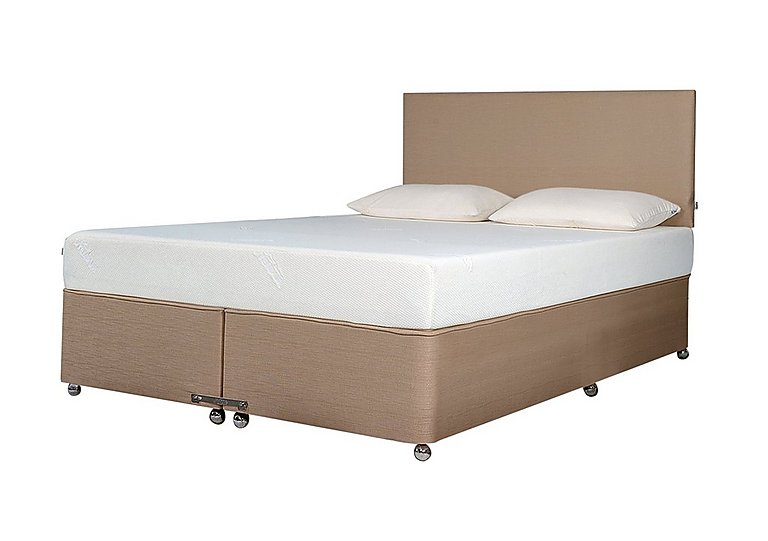 Ardennes Ottoman Bed & 22cm Original Mattress Set