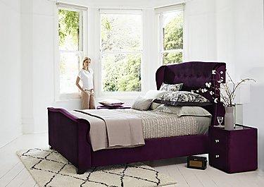 Enya Bed Frame in  on Furniture Village