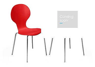 Spectra Pair of Chairs in Red on FV