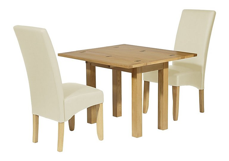 Finley Extending Table and 2 Chairs