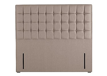 Adcote Floor Standing Headboard in 564 Imperio 903 Stone on FV