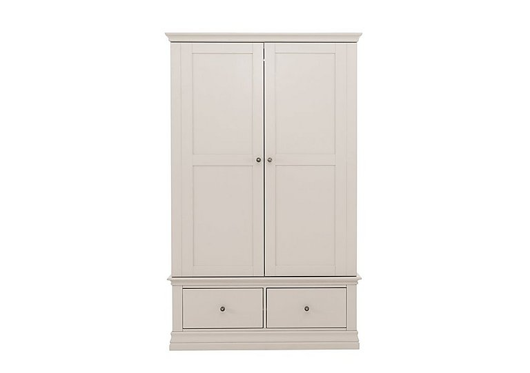 Ambriella Double Wardrobe with Drawers