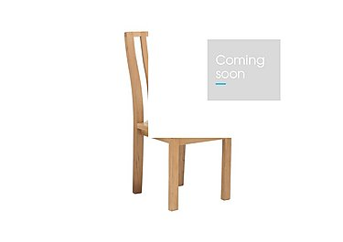 Bosco Dining Chair in Cream Fabric on FV