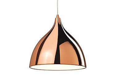 Camden Pendant Copper